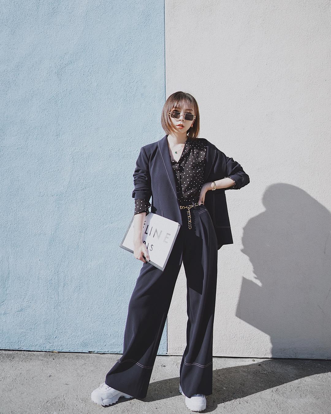 Dress code semi formal - âu phục xanh navy