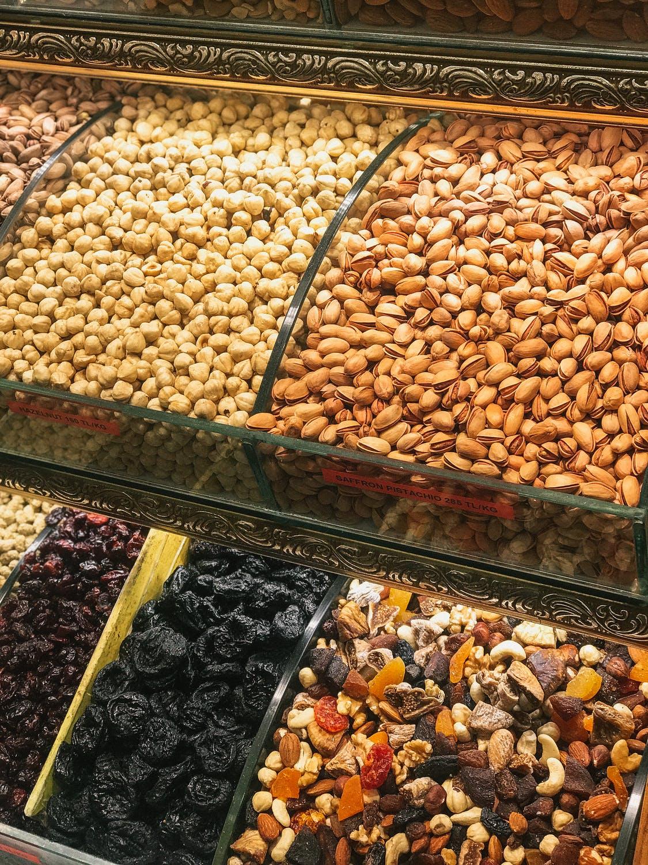 thực phẩm - hạt