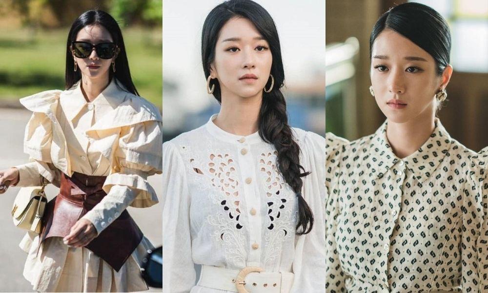 thời trang Go Moon Young