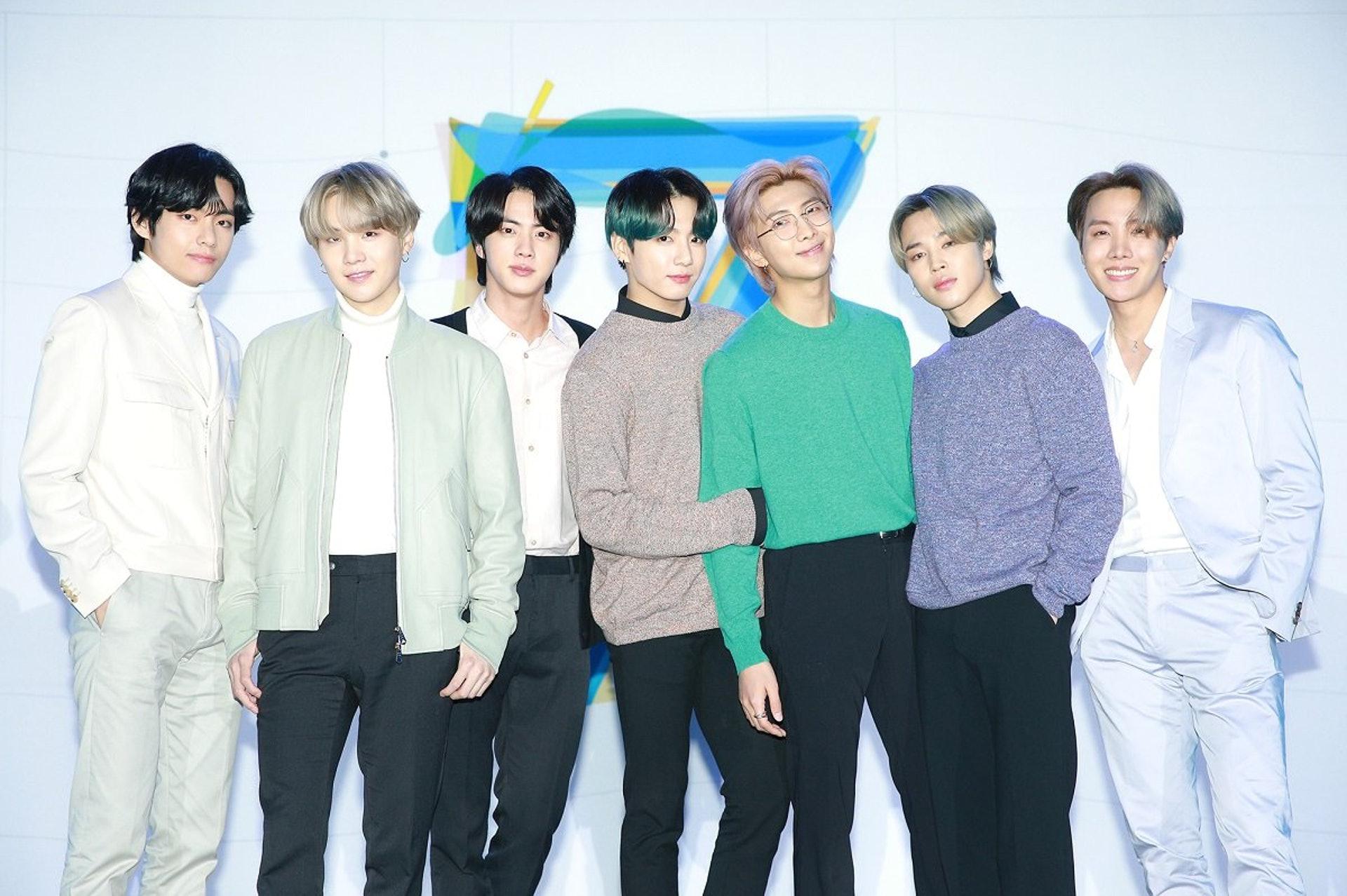 âm nhạc Hàn Quốc được phổ biến rộng rãi với BTS
