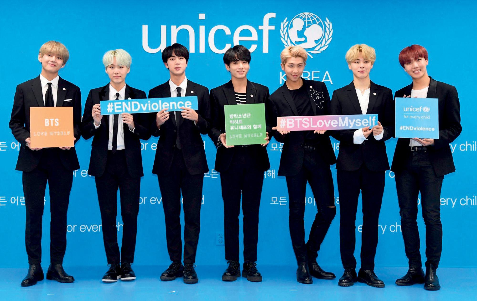 âm nhạc nhóm BTS