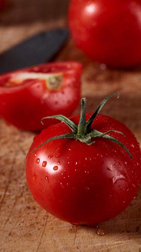 công dụng cà chua trong làm đẹp