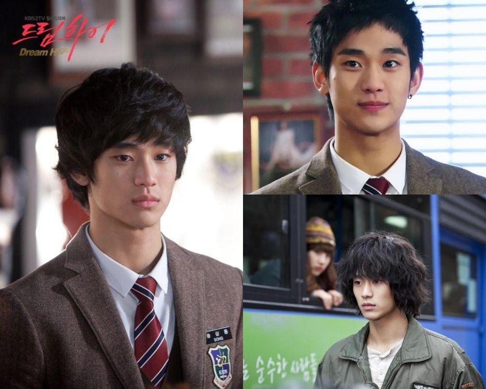 Kim Soo Hyun trong phim dream high