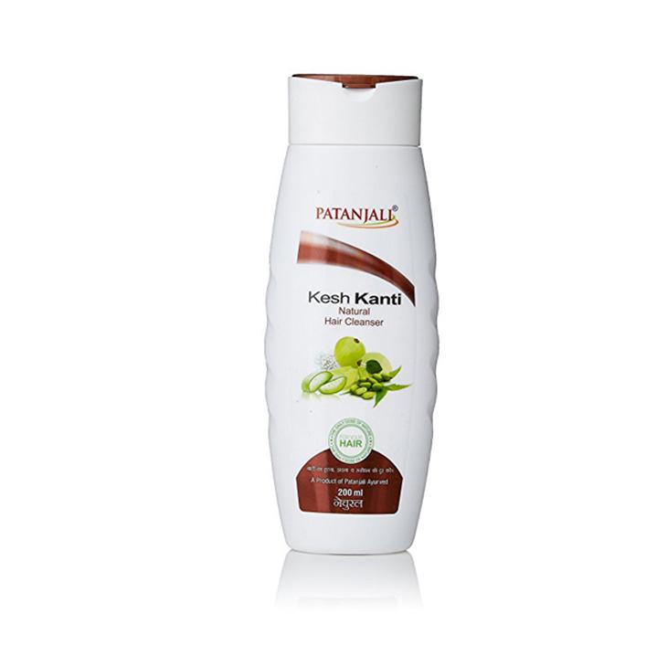 dầu gội Patanjali Kesh Kanti Natural Hair Cleanser.