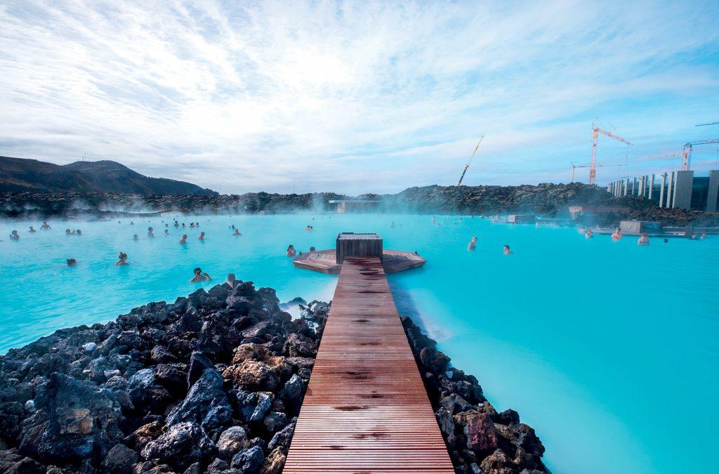 địa điểm Blue Lagoon