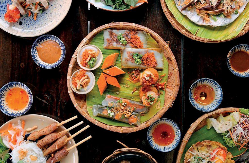 địa điểm món ăn nổi tiếng Huế