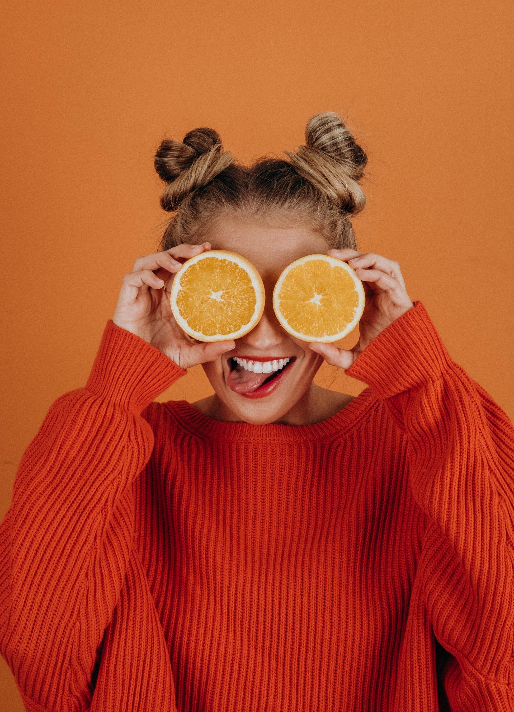 luân xa màu da cam