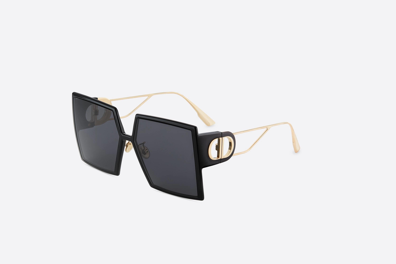 Mắt kính đen hình vuông Dior
