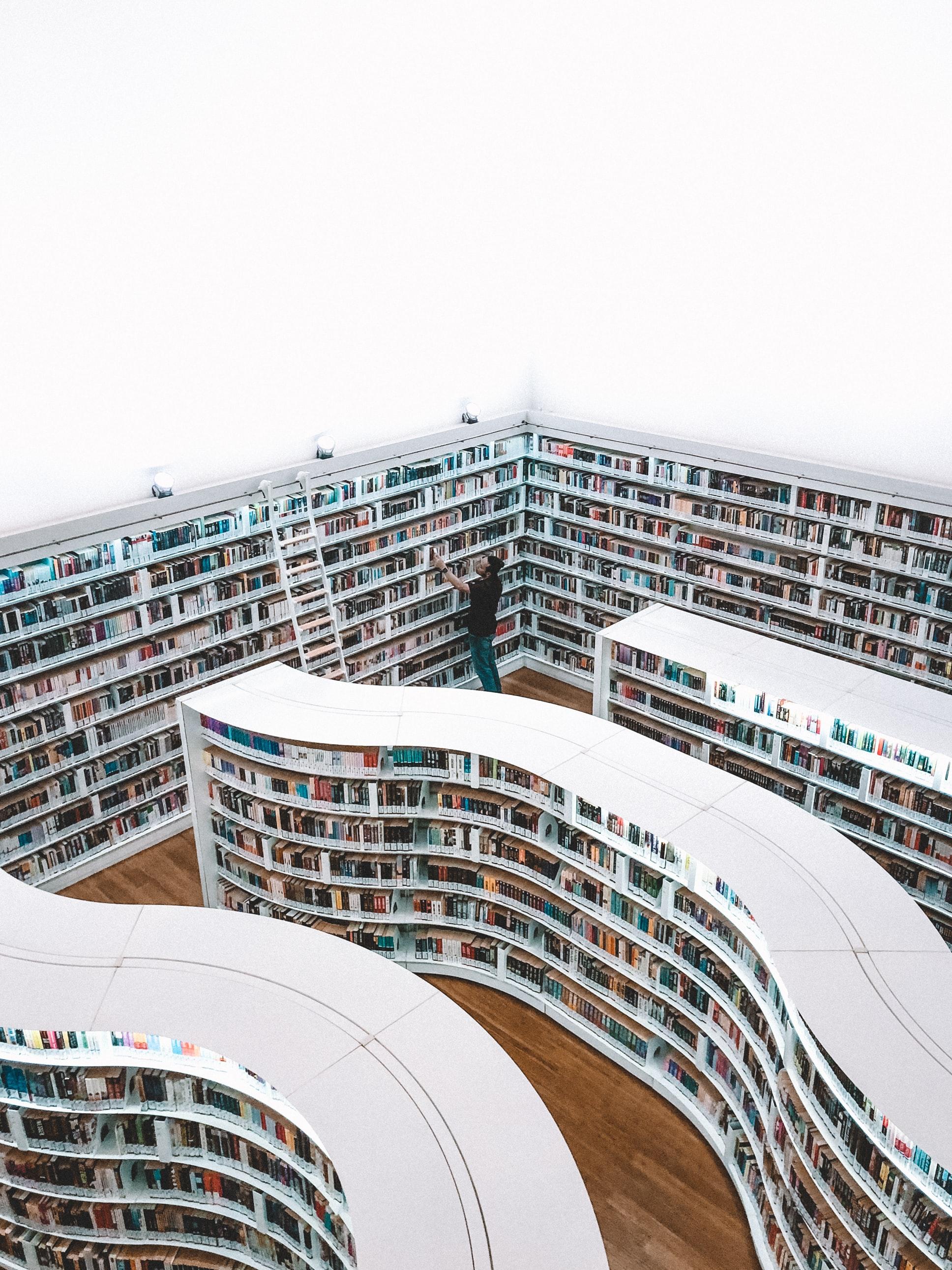 câu nói hay thư viện hiện đại
