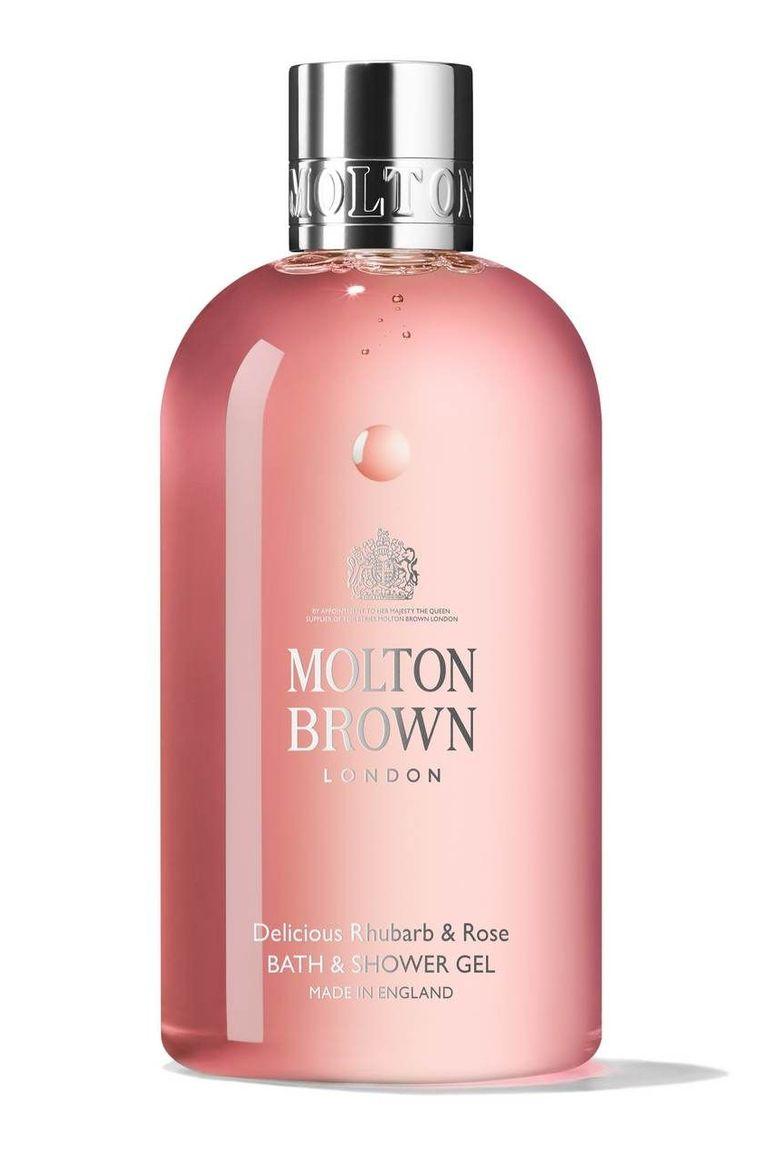 sản phẩm làm đẹp nữ hoàng: SỮA TẮM MOLTON BROWN HƯƠNG HOA HỒNG VÀ CÂY ĐẠI HOÀNG