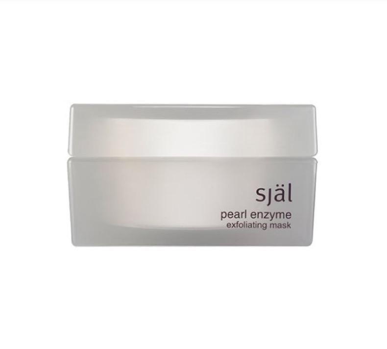 SjälPearl Enzyme Exfoliating Mask giảm thâm nám