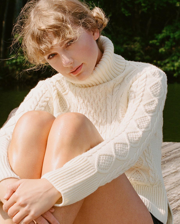 Taylor Swift phong cách thời trang cottagecore