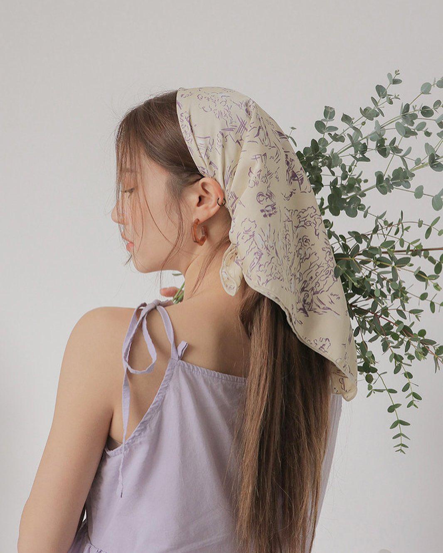Park Sora phong cách thời trang cottagecore
