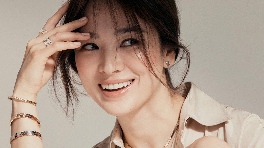 chaumet song hye kyo