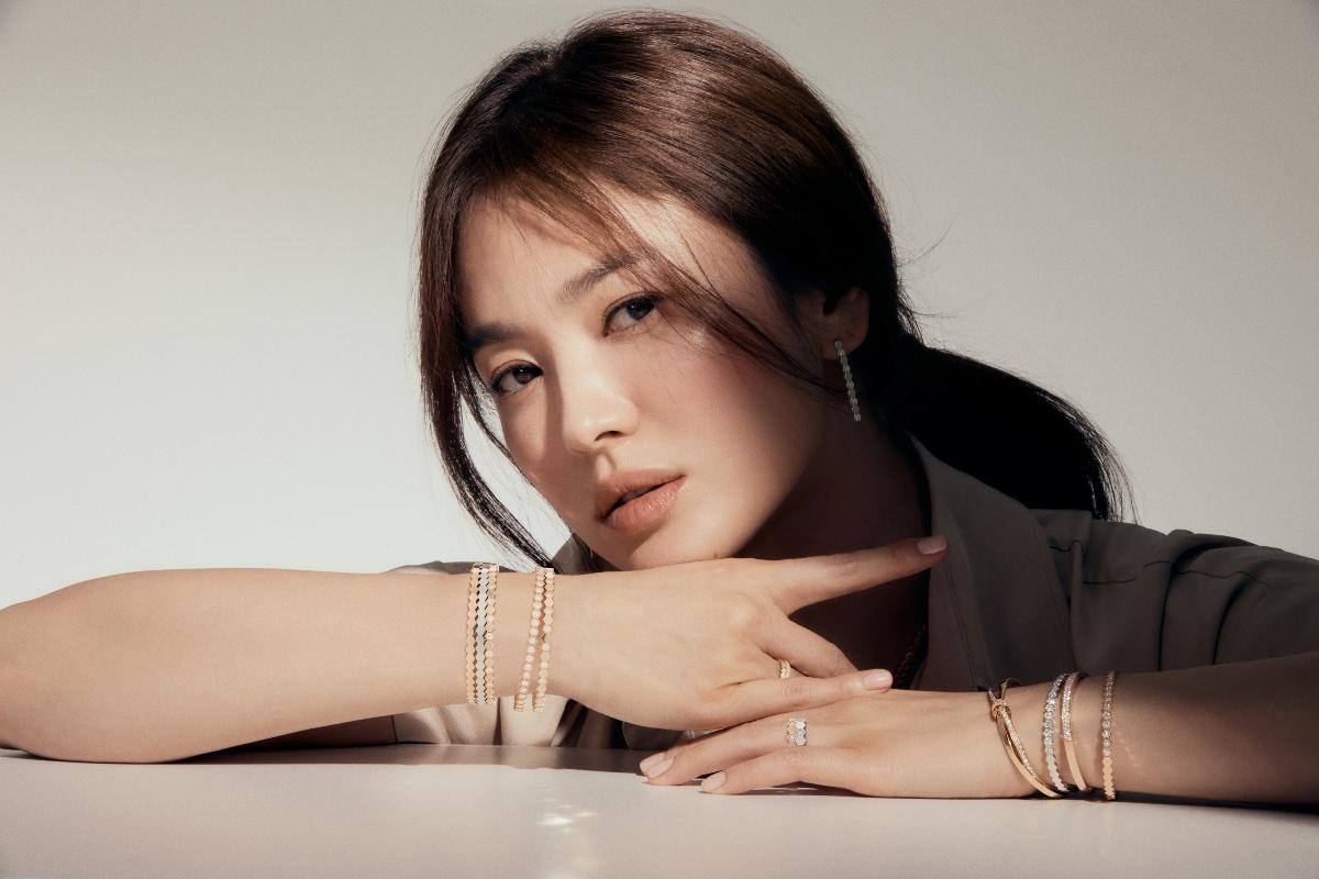 hình ảnh mới nhất của song hye kyo