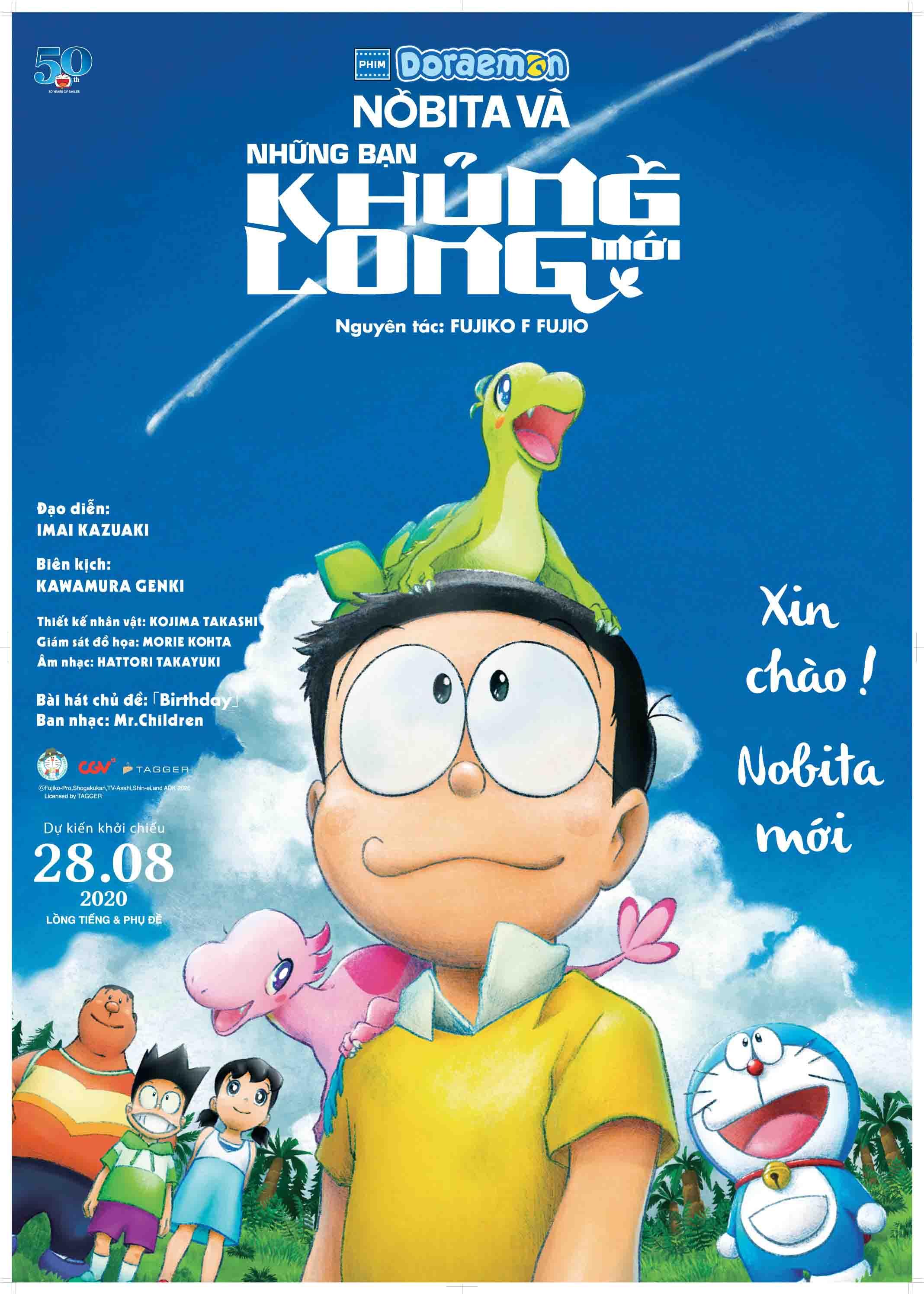 phim chieu rap Doraemon