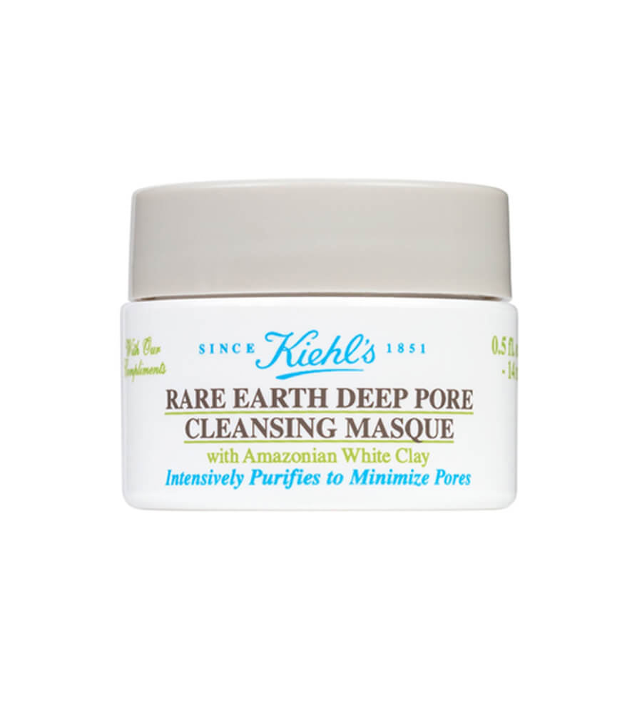 Kiehl's Rare Earth Deep Pore Cleansing Masque cho da dầu