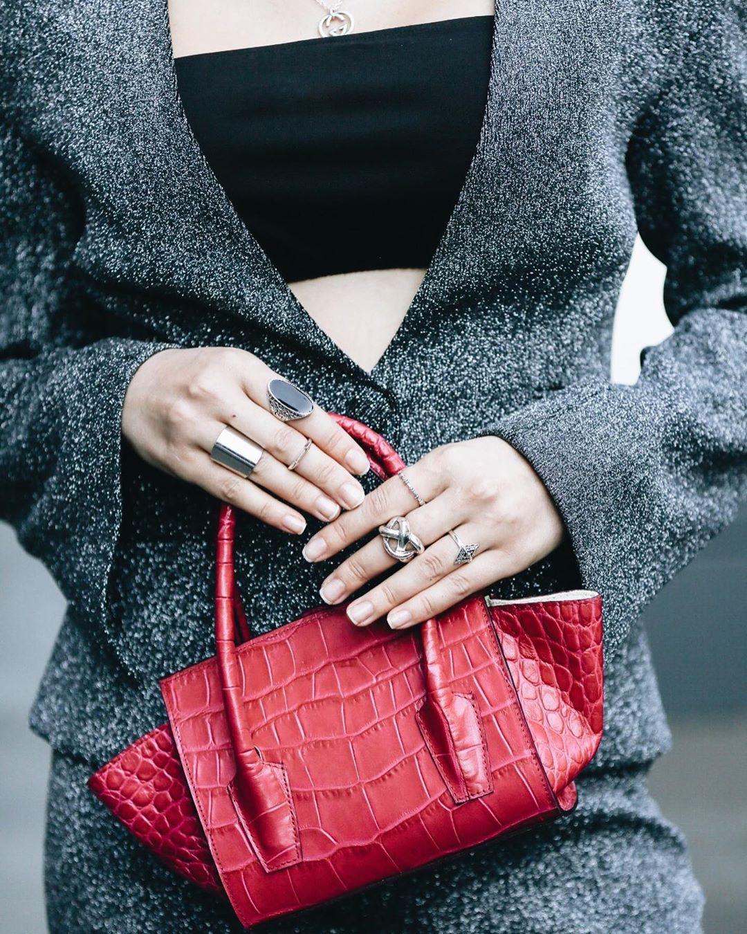 Nhẫn nữ bạc nhiều kiểu ấn tượng