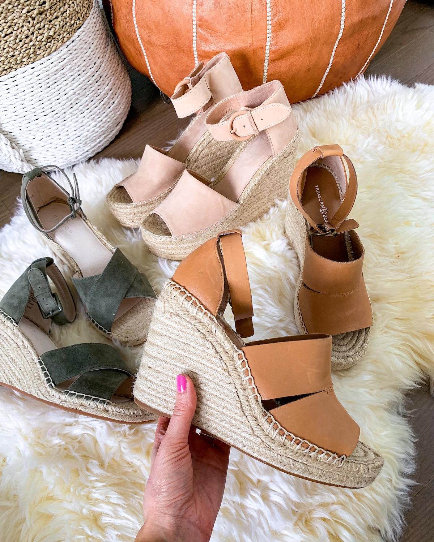 Các kiểu giày đế xuồng