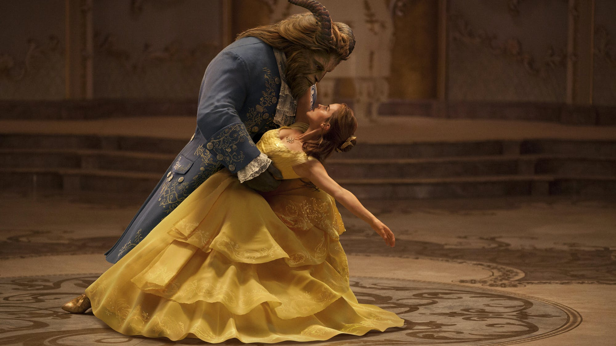Beauty and the beast phim theo phong cách Cottagecore