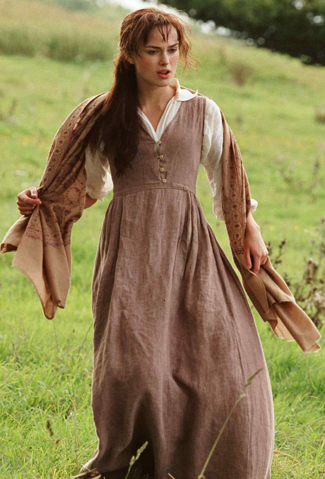 Keira Knightley Cottagecore