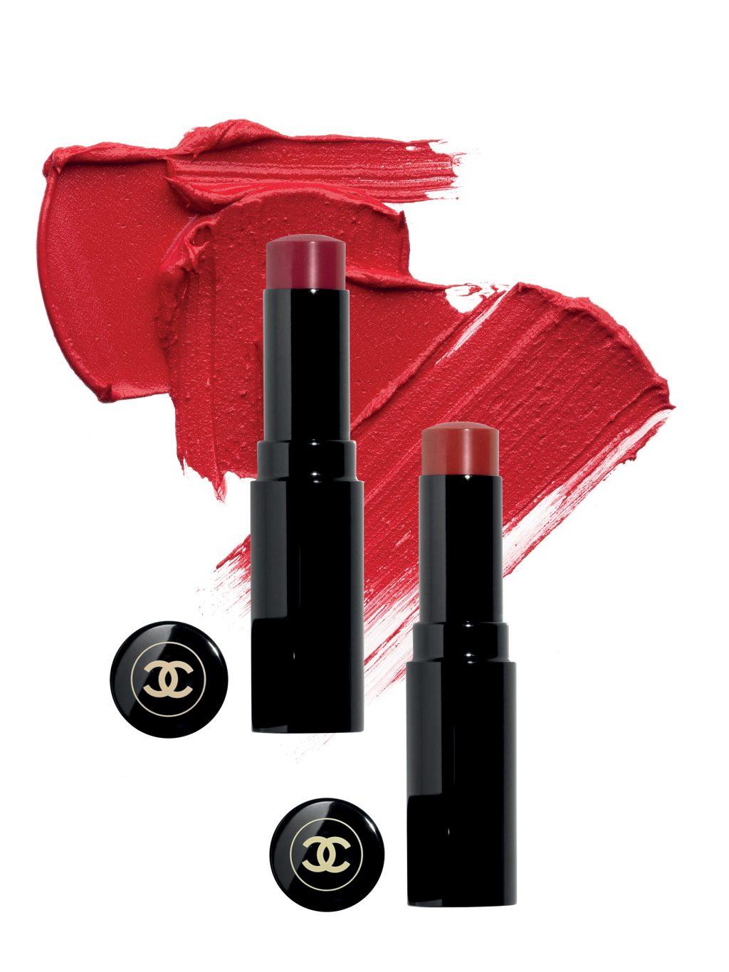 màu son đỏ Chanel