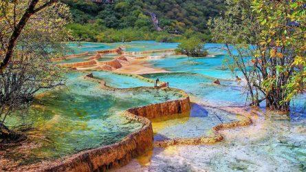 Ngất ngây trước hình ảnh đẹp của các vùng đất cổ Trung Quốc