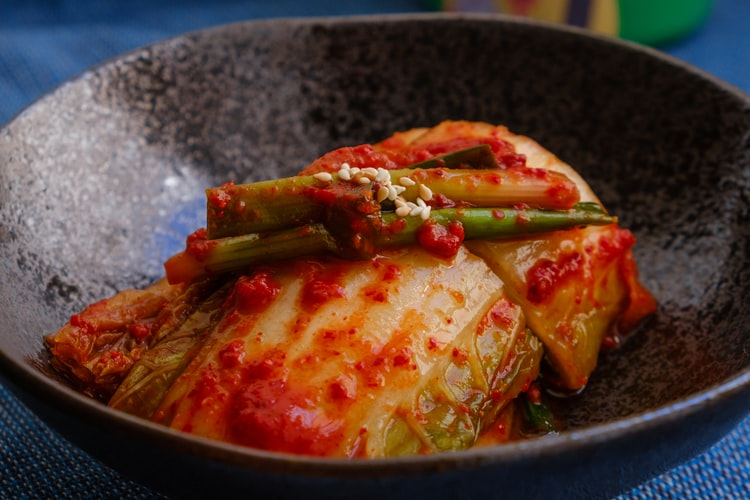 Kim chi là thực phẩm giúp cải thiện sức khỏe đường ruột