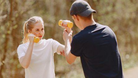 Những bộ môn thể dục thú vị dành cho các cặp đôi