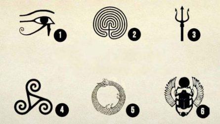 Trắc nghiệm: Chọn một biểu tượng để lắng nghe thông điệp dành cho bạn ngay lúc này