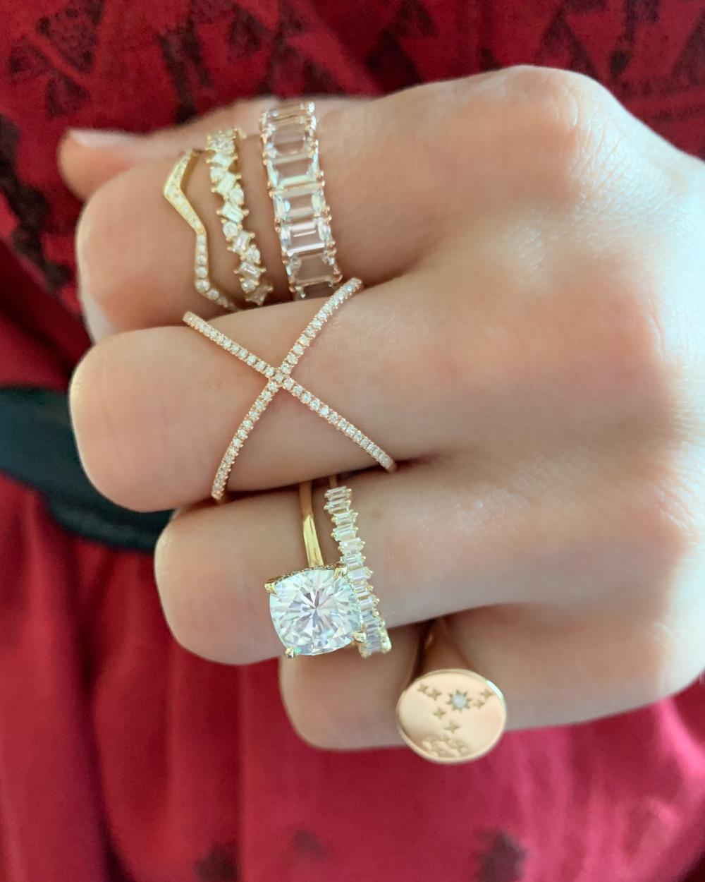 Chọn trang sức đá kim cương theo cung bạch dương
