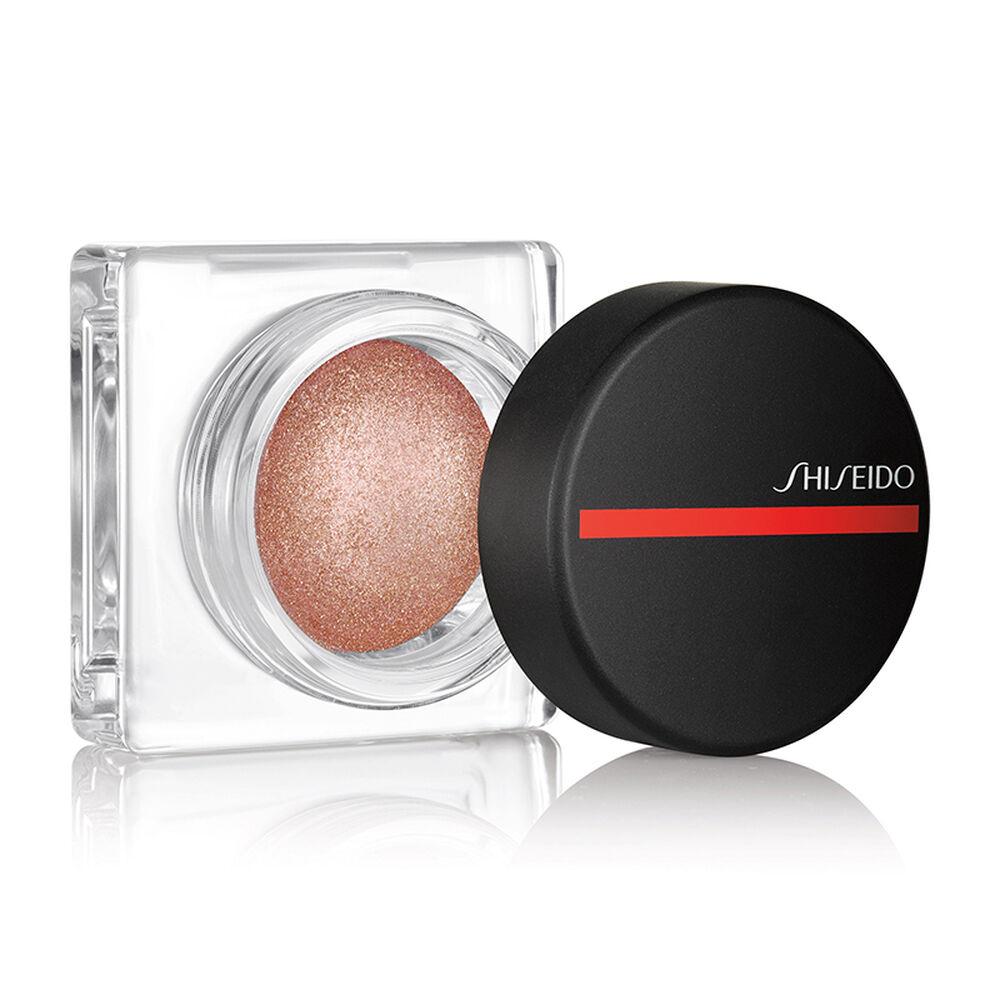 trang điểm phấn nhũ Aura Dew Shiseido