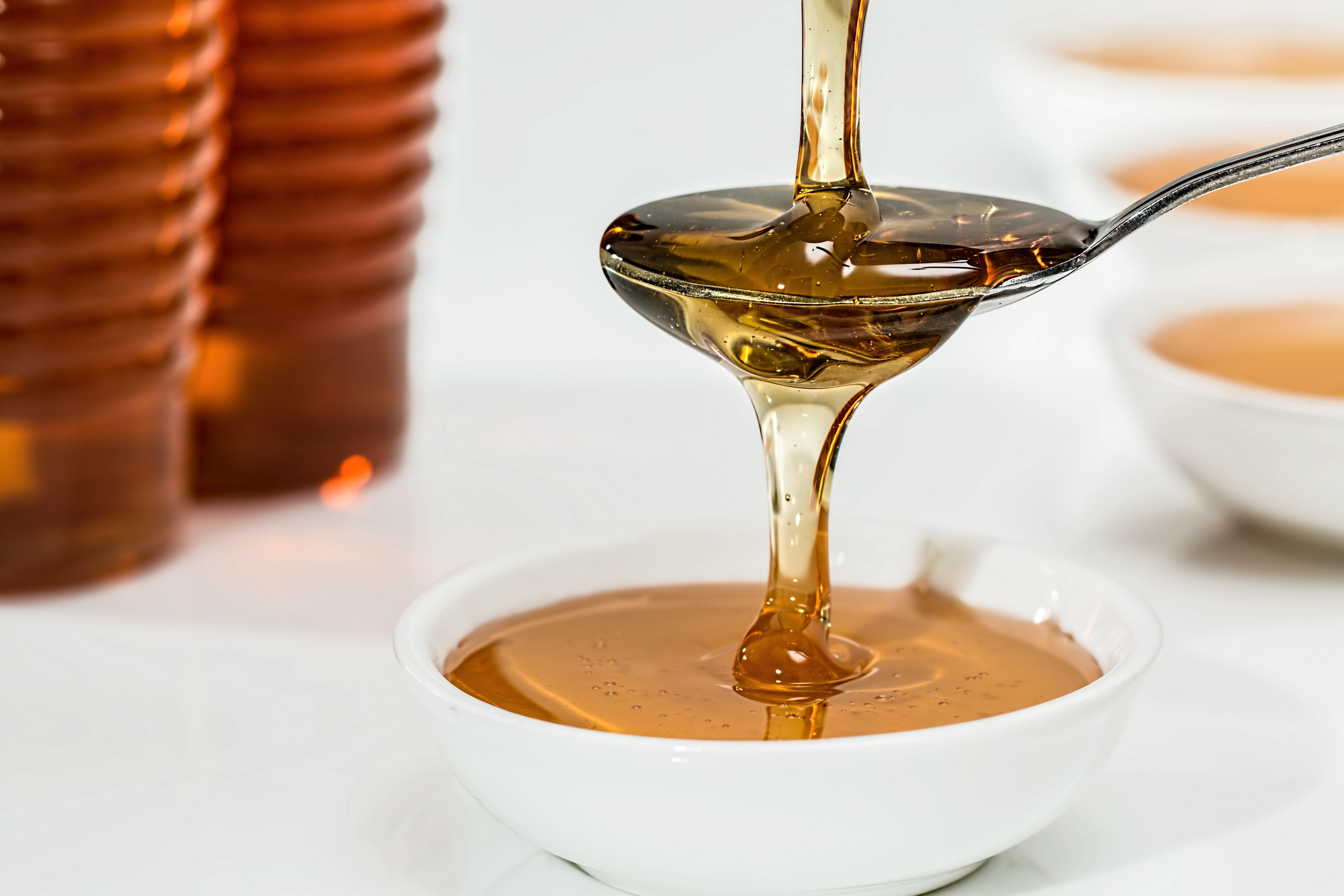 Mặt nạ vitamin B1 và mật ong trị mụn