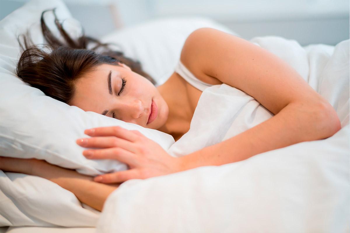 hít thở vào giấc ngủ
