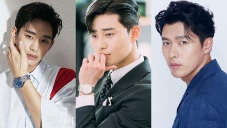 10 tài tử điển trai nhất màn ảnh Hàn Quốc
