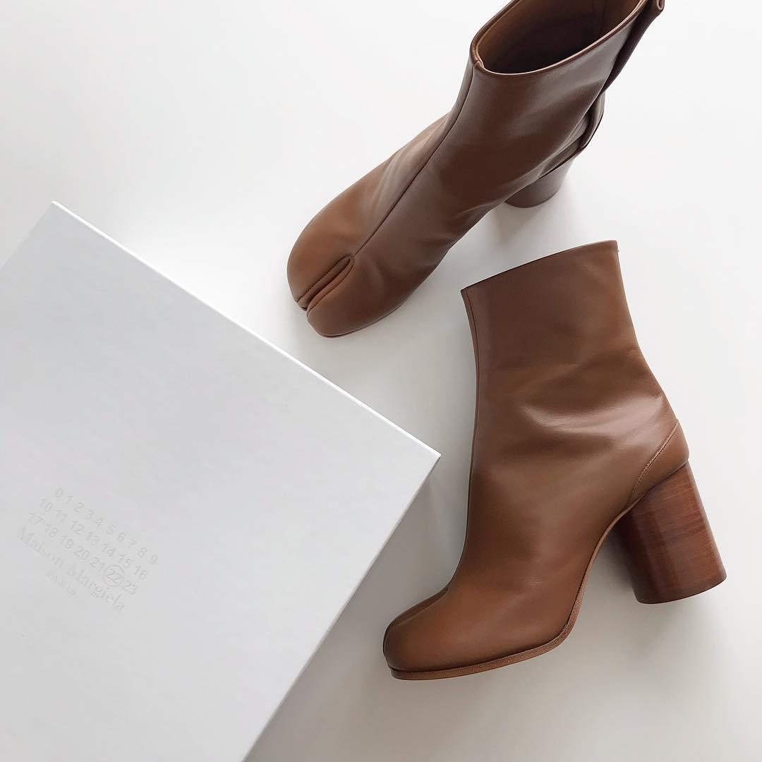 bảo quản đồ da giày da nâu