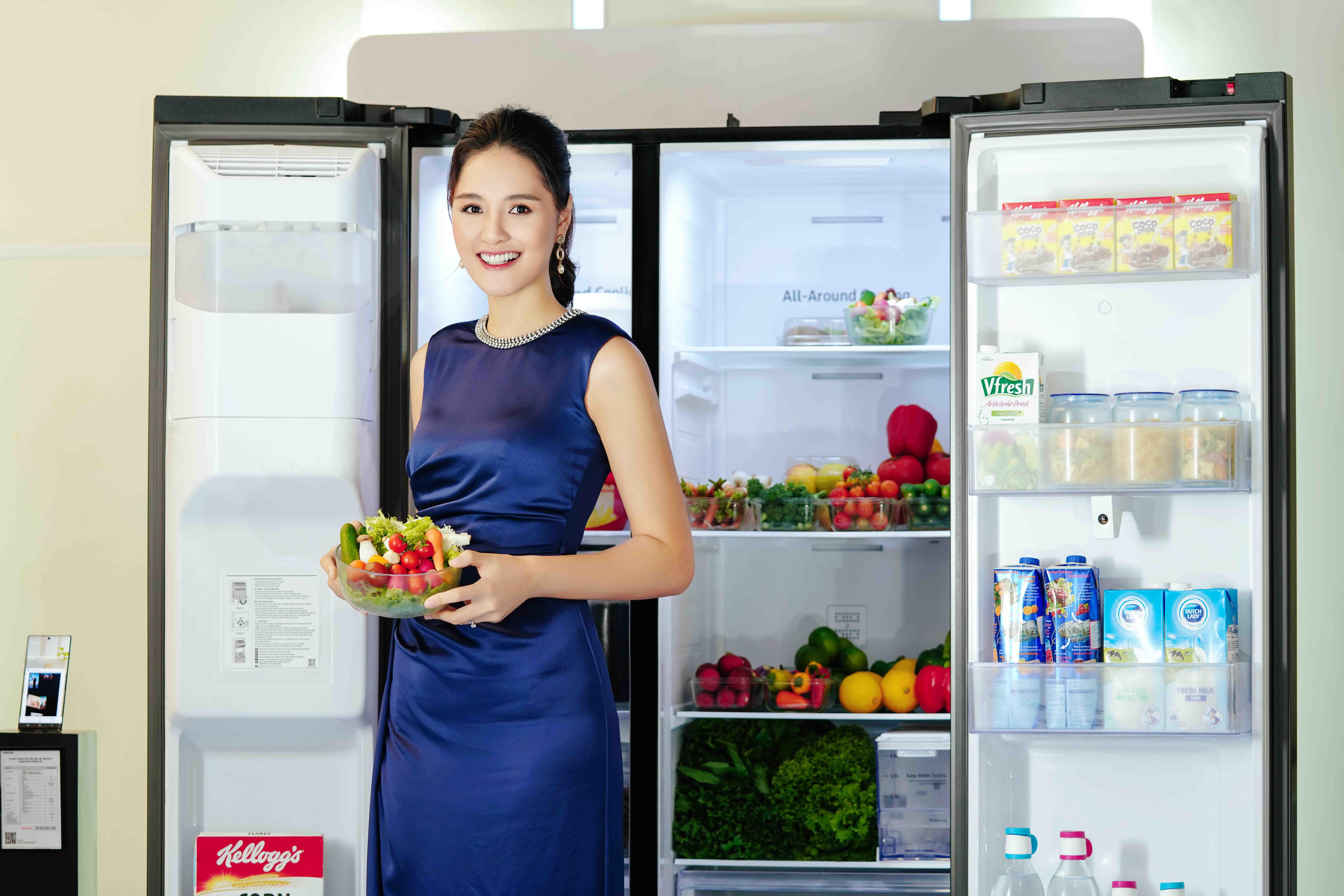 tủ lạnh samsung family hub