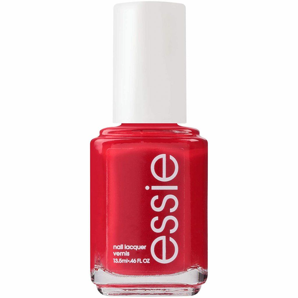 sơn móng tay đỏ essie
