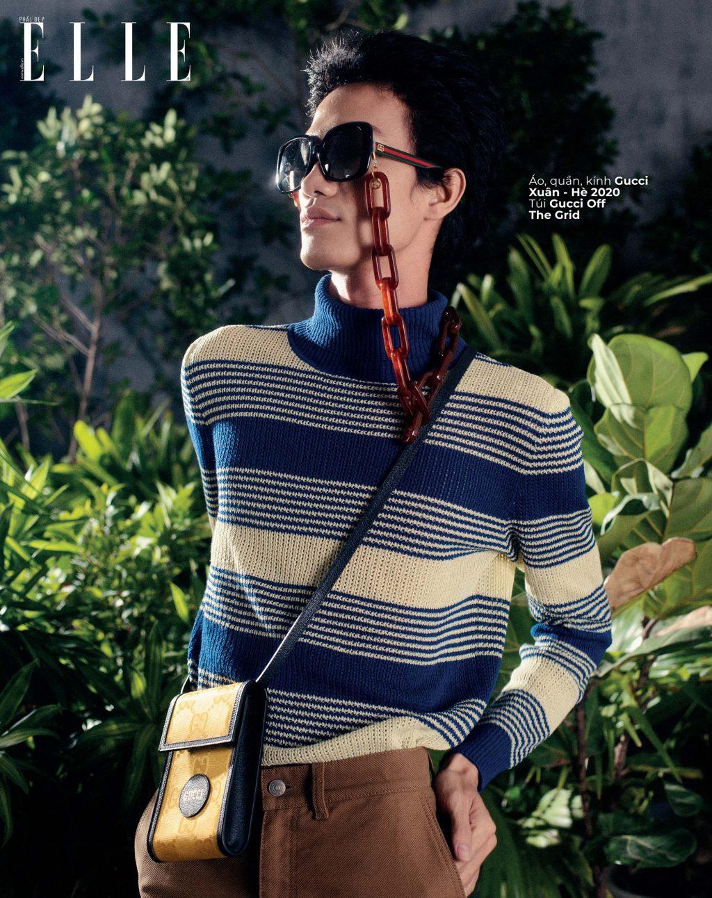 Gucci Off The Grid thời trang bền vững