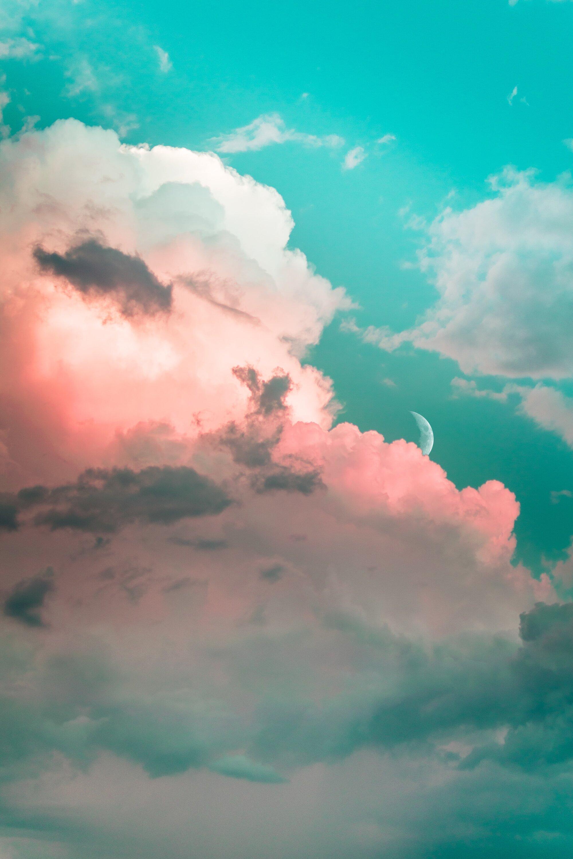 lạc quan đám mây hồng