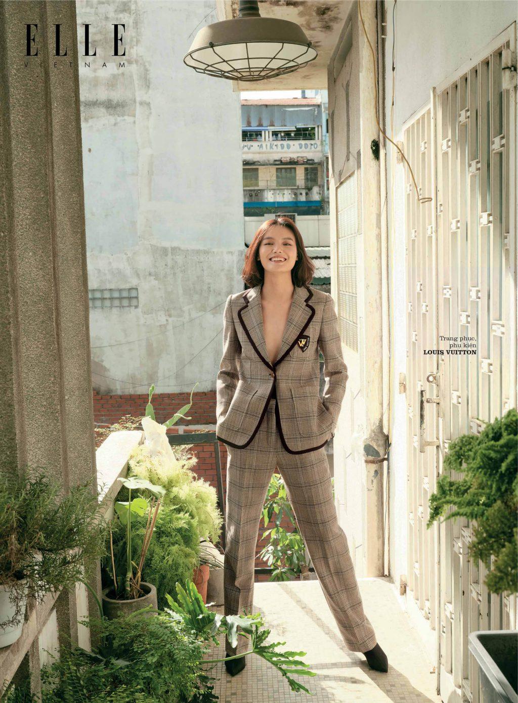 bộ ảnh thời trang trang phục menswear Louis Vuitton