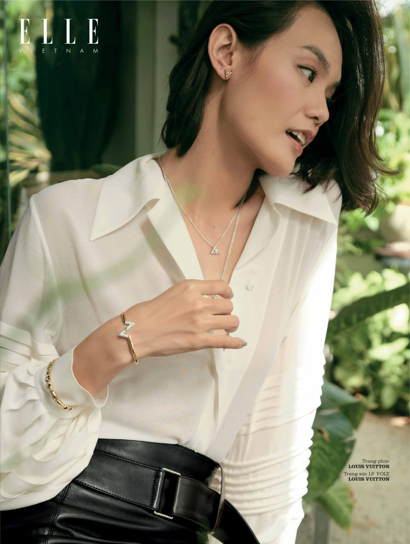 bộ ảnh thời trang trang sức VOLT Louis Vuitton