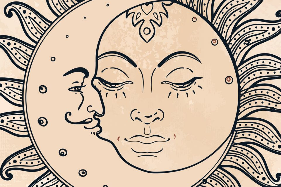cung mặt trăng cung mặt trời