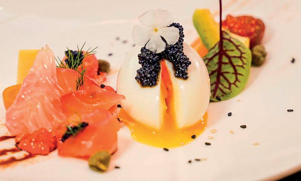 địa điểm ẩm thực Châu Âu