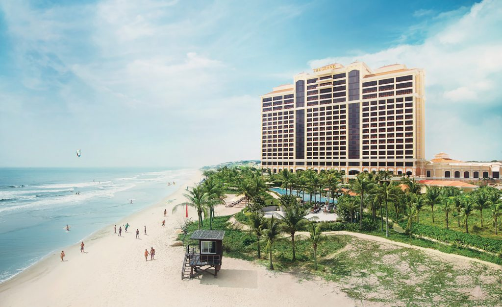 địa điểm nghỉ dưỡng tại Vũng Tàu
