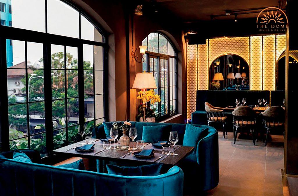 địa điểm quán ăn Châu Âu