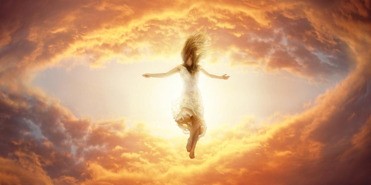 liên lạc với người hướng dẫn linh hồn