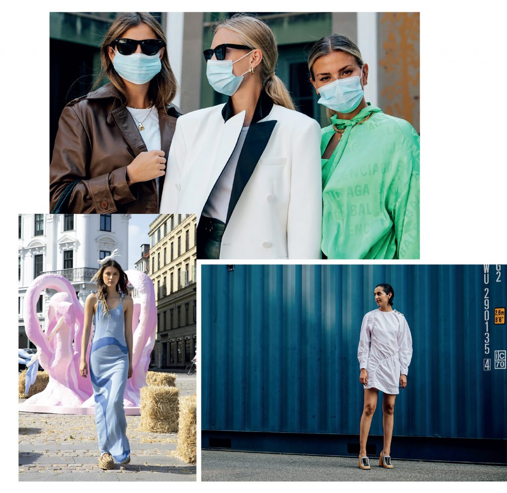 thời trang tuần lễ thời trang Copenhagen
