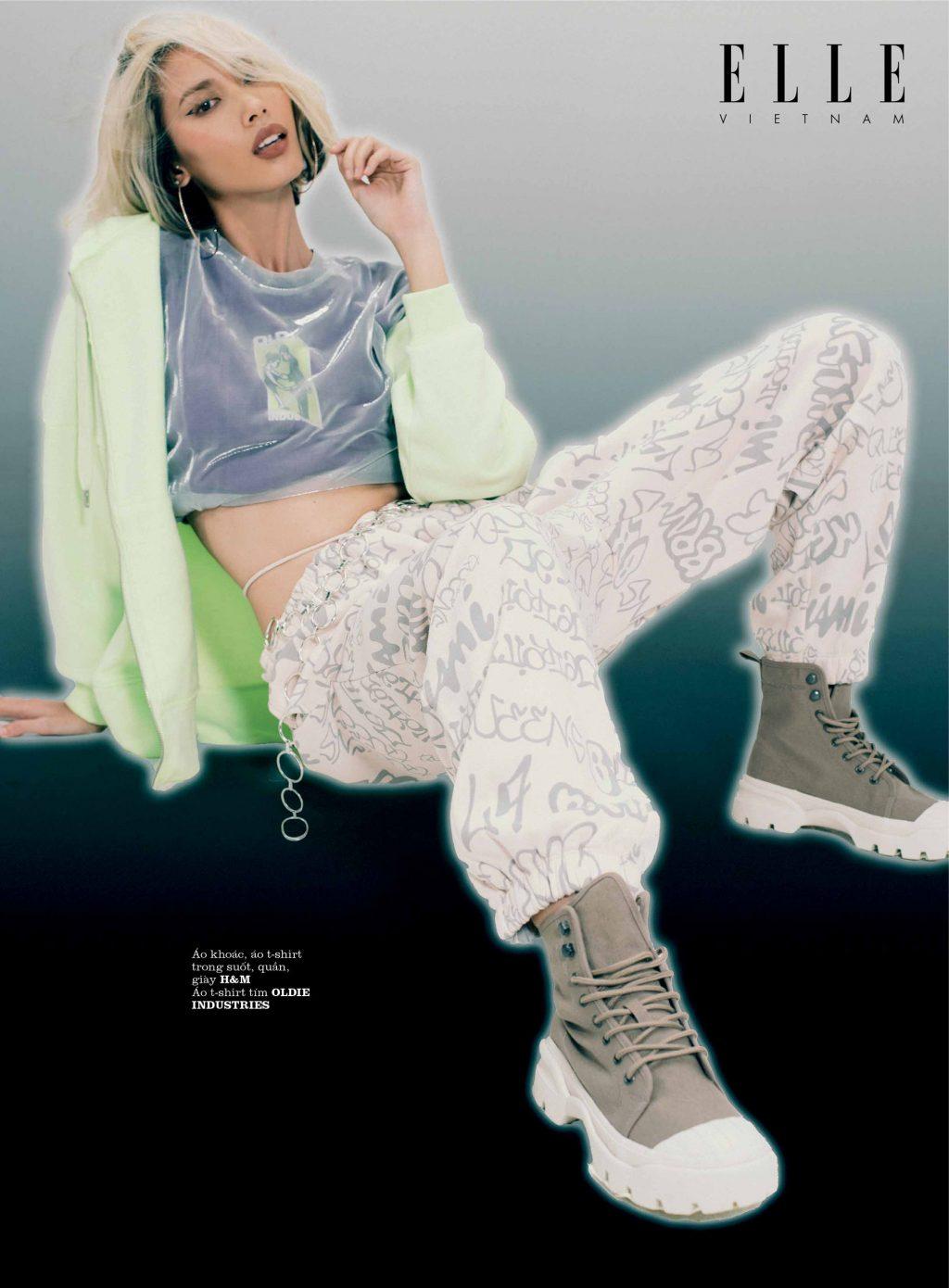 phong cách thời trang streetwear nổi bật cá tính