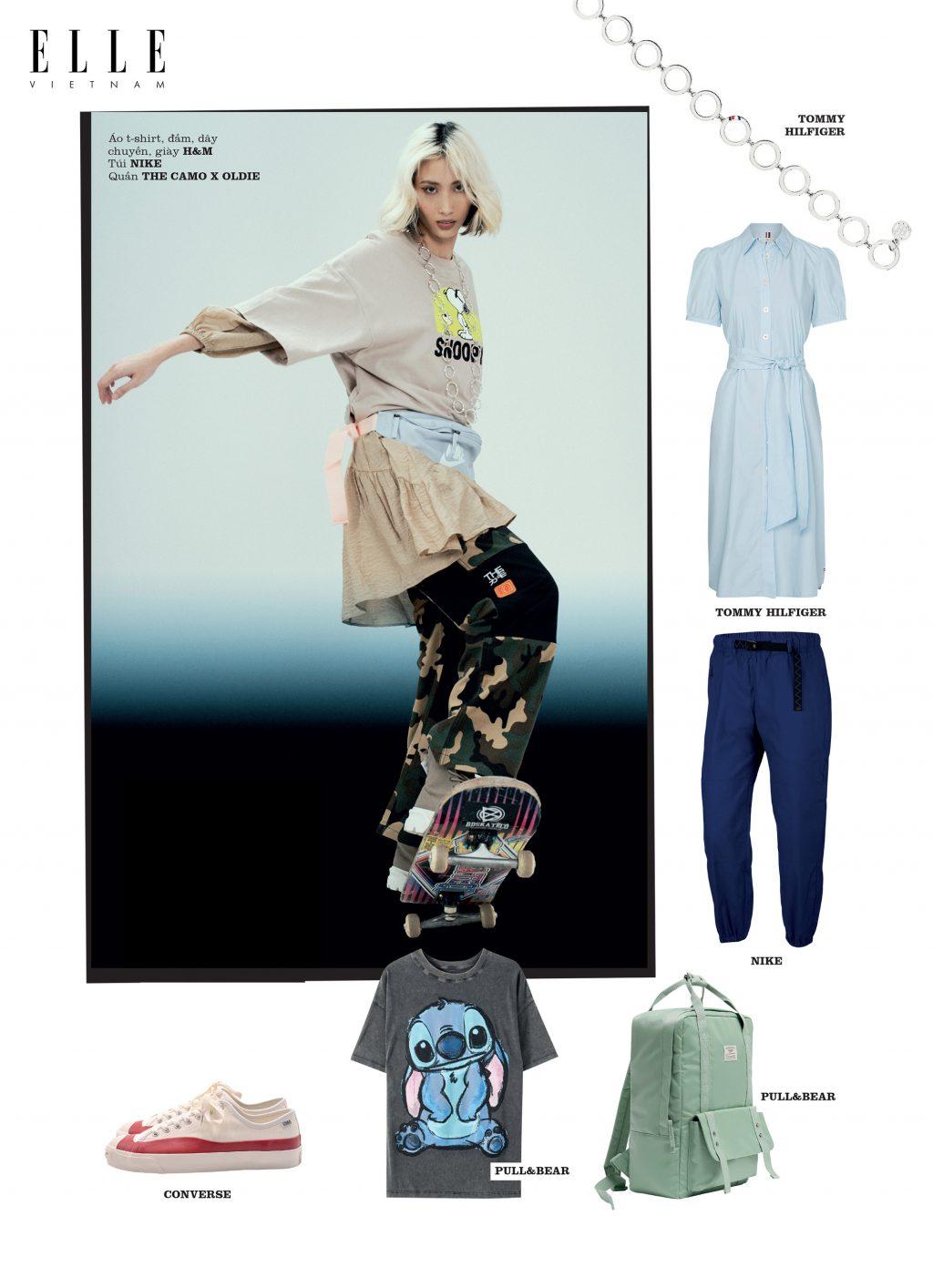 phong cách thời trang streetwear phong cách skater